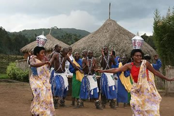 Iby'iwacu Traditional Dance