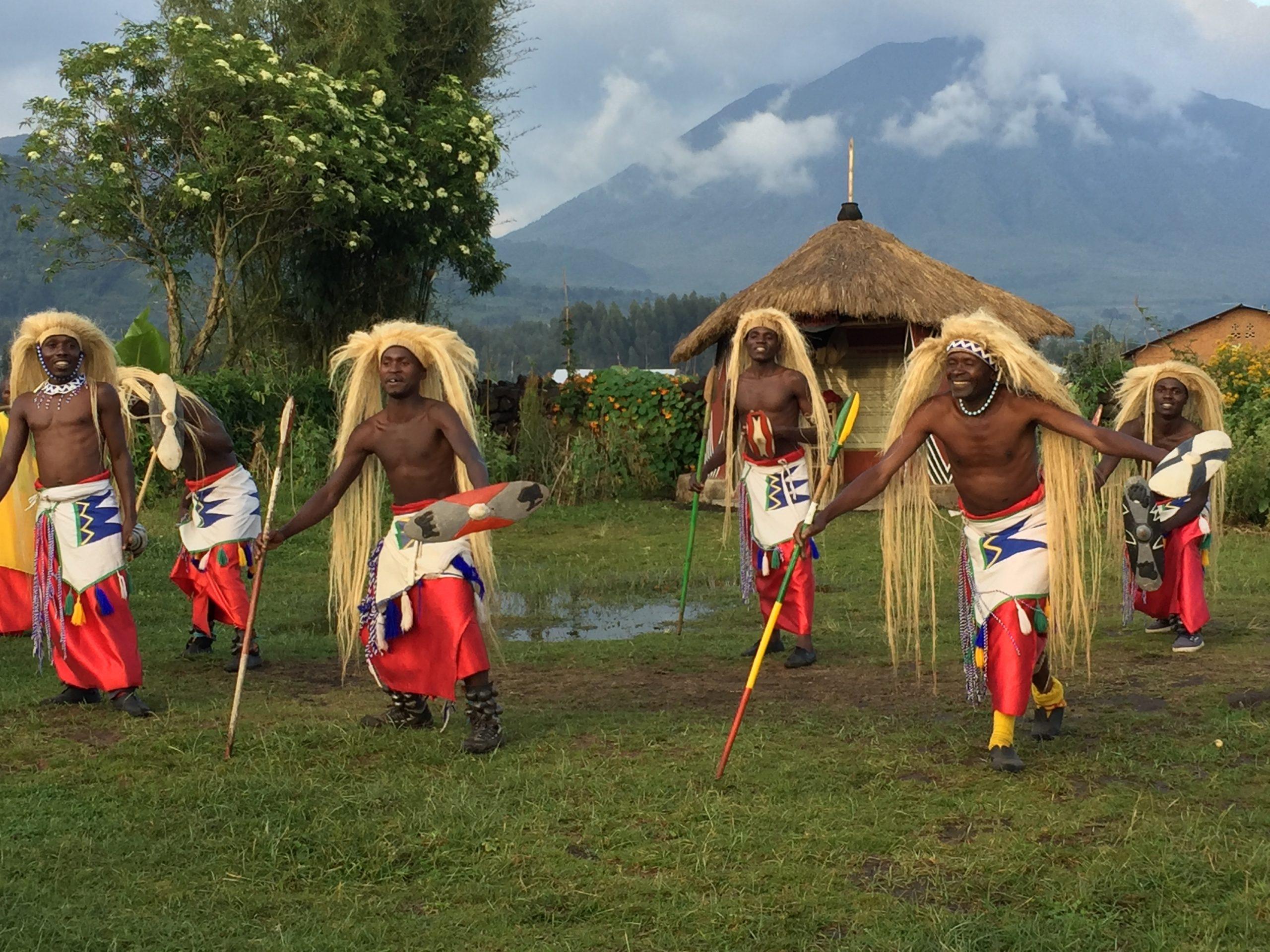 gorilla safari & culture