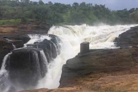 Hiking The Top Of Murchison Falls Uganda